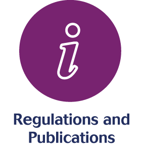 Regulations and Publications