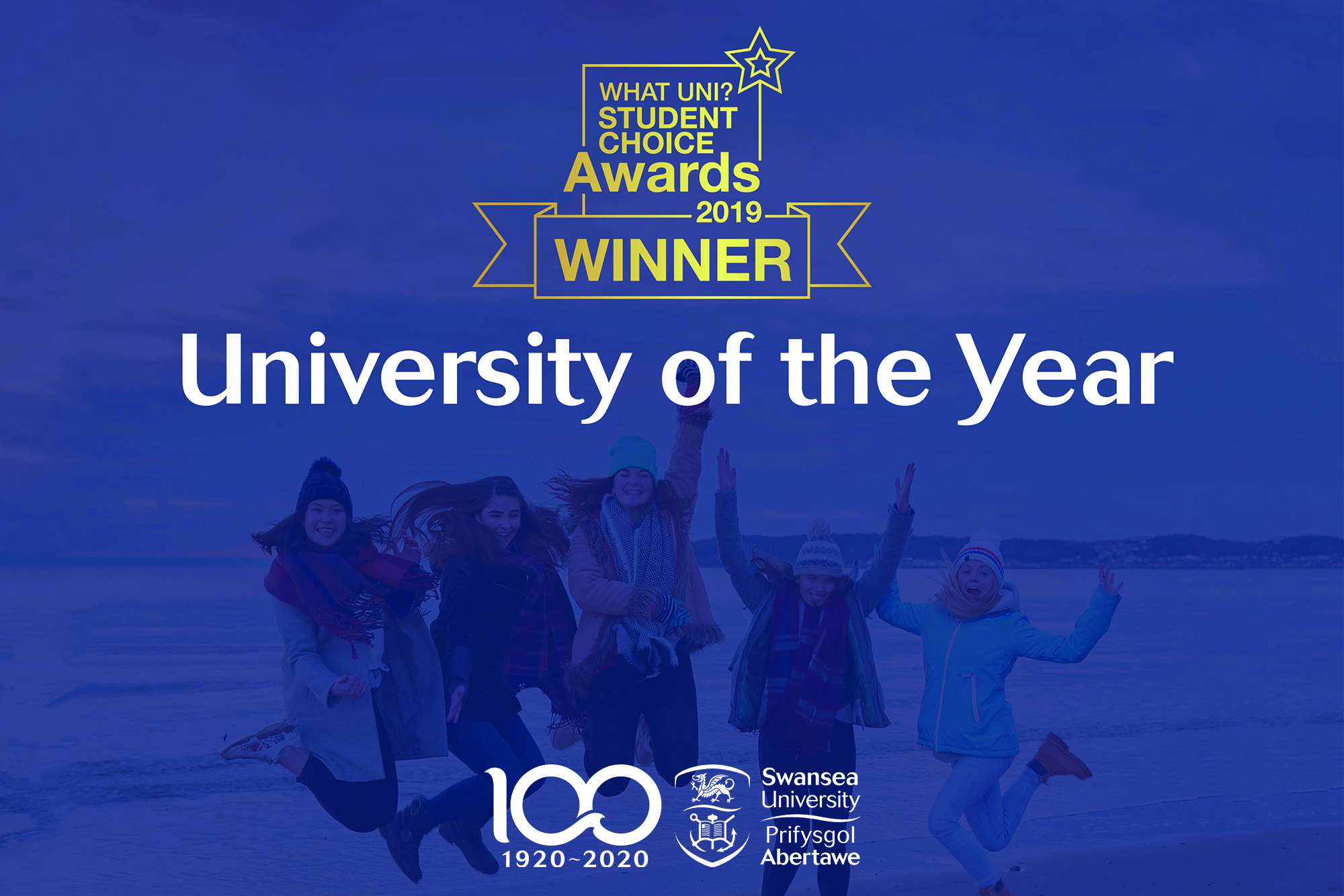 University of the Year 2019 Winner