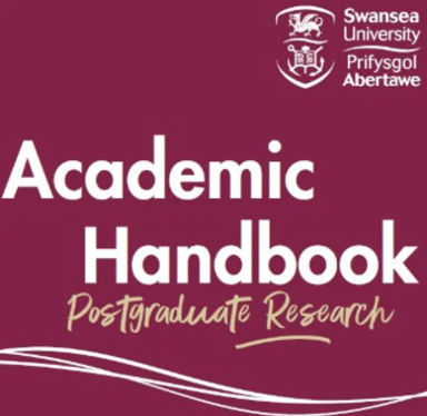 Academic Handbook Postgraduate Research