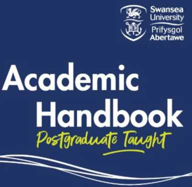 Academic Handbook Postgraduate Taught