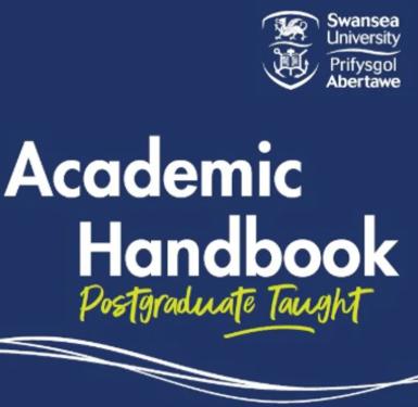 Academic Handbook Postgraduate Taught